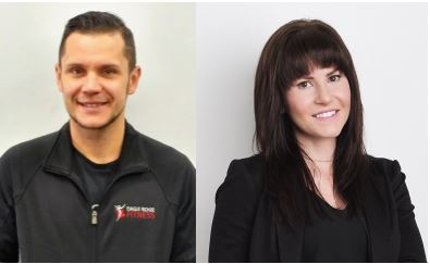 Announcing our New Nutrition Director and New Fitness Manager!